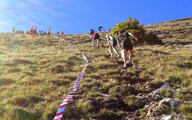 1 km vertical uharte arakil sakana navarra nafarroa